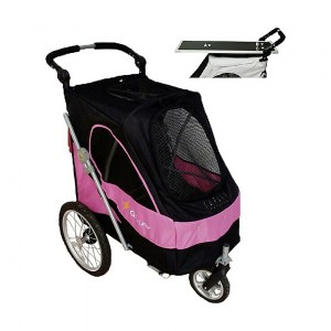 Buggy Extra Luxe M Rosa